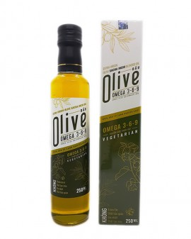Dầu olive omega 3-6-9 (Extra virgin olive sacha inchi oil) - 250ml